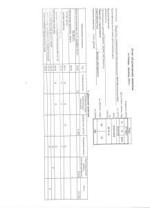 Баланс Отчет