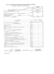 Баланс форма 005